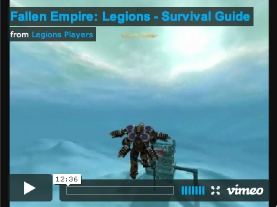 Legions Survival Guide